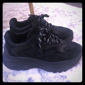 Like New Ash Sneaker